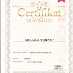 certifikat